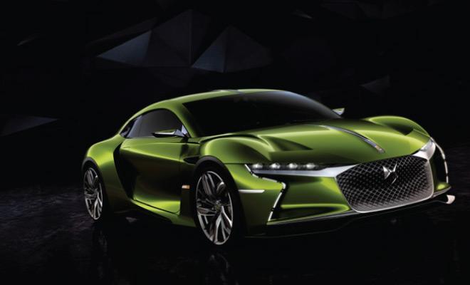 Jedinstven i uzbudljiv električni automobil - DS E-TENSE