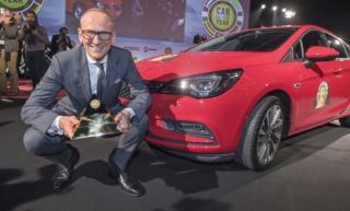 Opel Astra je automobil godine!