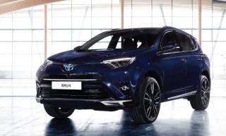 "Toyota na sajmu u Ženevi - RAV4 hibrid ""safir"""