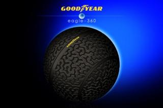 Otkrivena je Goodyearova konceptualna guma Eagle-360 za autonomna vozila budućnosti