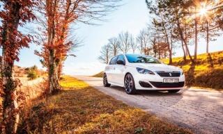 Peugeot 308 GTi - Najbolji sportski auto 2016. u Hrvatskoj