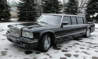 Putinova limuzina - prodaja!