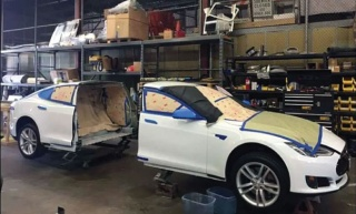 Električna Tesla u limuzinskom izdanju