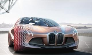 BMW-ov futuristički koncept Vision Next 100 će ići u proizvodnju