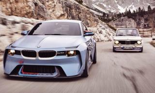 BMW je oživo legendu