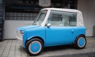 Japanci napravili električni automobil od pamuka i poliestera