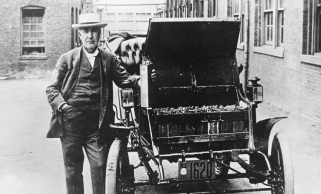 Zašto su električni automobili vladali cestama prije 100 godina