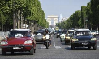 Pariz zabranjuje promet automobilima