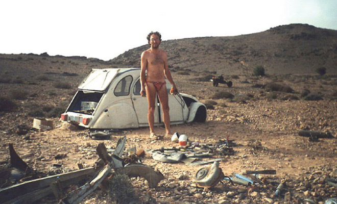 Od Spačeka složio motocikl i preživio surovost pustinje