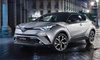Zavirite u unutrašnjost Toyote C-HR
