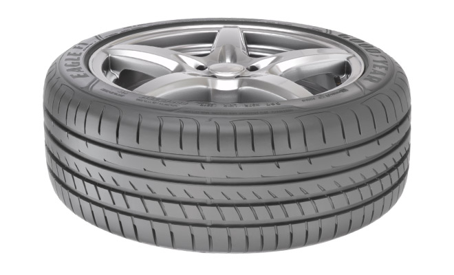 Maserati Levante bit će opremljen Goodyearovim gumama  Eagle F1 Asymmetric 2 SUV