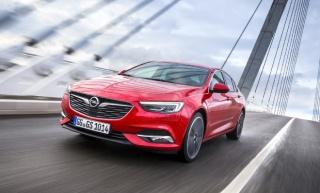 Posve nova Opel Insignia Grand Sport
