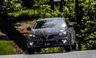 Novi Mégane R.S. donosi upravljanje četirima kotačima i dvije izvedbe podvozja