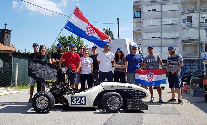 Novi bolid FSB Racing Teama – Strix