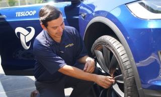 Inteligentne Goodyearove gume počet će se upotrebljavati na poluautonomnim automobilima voznoga parka Tesloop
