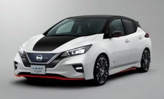 Nissan će na Tokijskom salonu automobila predstaviti LEAF NISMO Concept
