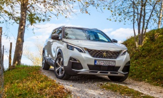 Peugeot lansira novi suv Peugeot 5008 sa 7 sjedala u Hrvatskoj