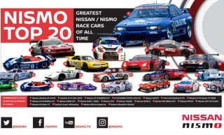 Obožavatelji odabrali Nissan Skyline GT-R R32 za najbolji trkaći automobil Nissan NISMO svih vremena.