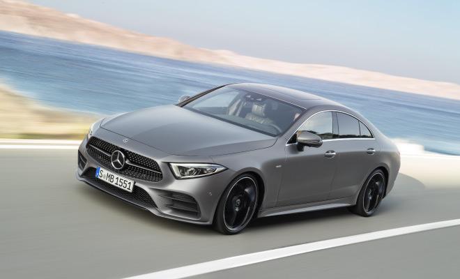 Novi Mercedes-Benz CLS