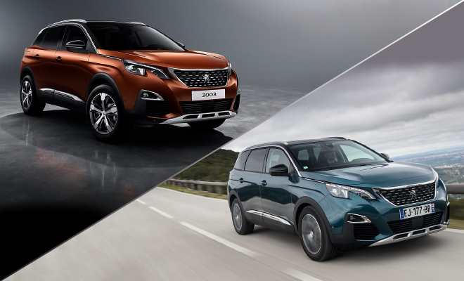 Vrhunska ponuda za novi SUV Peugeot 5008 i SUV 3008