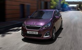 Stigao je novi Peugeot 108, urbani gradski automobil