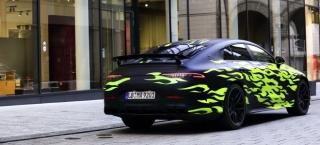 AMG GT s četverim vratima