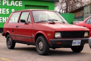 """Najpopularniji automobil bivše države """"uhvaćen"""" u dalekoj Kanadi"""