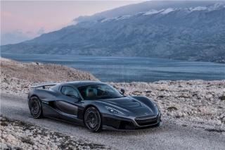 Rimac u Ženevi predstavio novi superautomobil