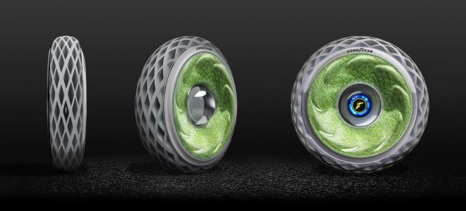 Za čišći zrak i prikladniju urbanu mobilnost Goodyear je razvio konceptnu gumu Oxygene