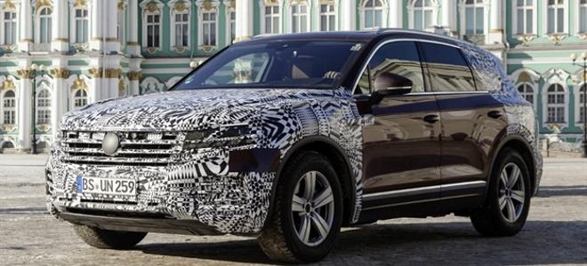 Europska premijera: Volkswagen će svoj najprestižniji SUV...