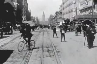 Ovako se prometovalo prije više od 100 godina