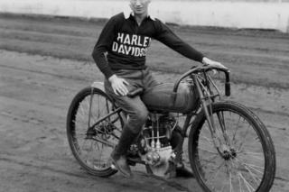 Ako ste se ikada zapitali kako je izgledao prvi Harley Davidson