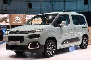 Citroën Berlingo, hrvatska premijera na Zagreb Auto showu!