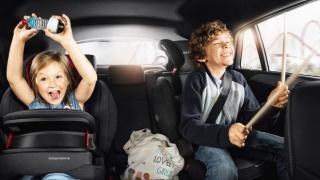Nekoliko važnih pravila za prijevoz djece automobilom