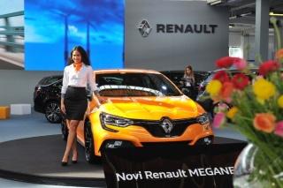 Grupa Renault na Zagrebačkom Auto Showu 2018.