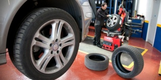 Automobilske gume potrebno je rotirati svakih 10.000 km