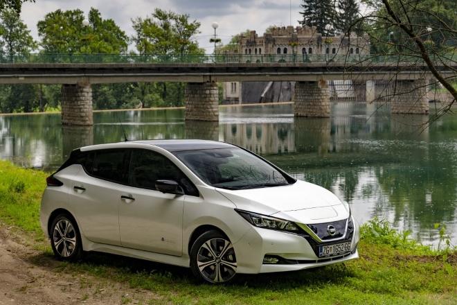 Nissan Leaf & Qashqai sa sustavom ProPilot