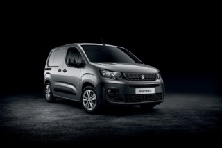 Novi Peugeot PARTNER