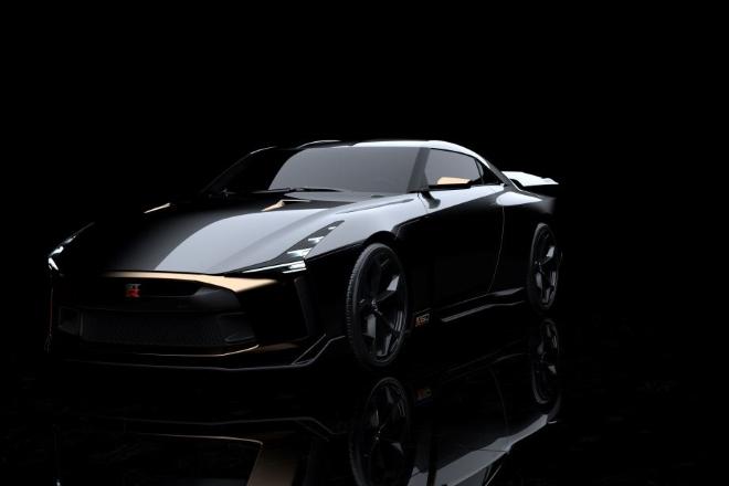 Nissan i Italdesign predstavljaju ograničenu seriju prototipa modela GT-R