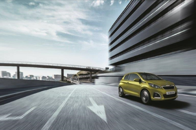 Ljetni makeover novog Peugeot 108