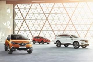 Globalni prodajni rezultati Renault grupe u prvoj polovici 2018.