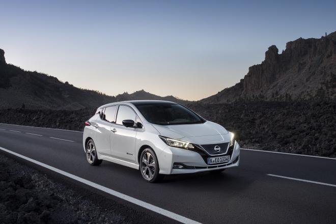 Nissan LEAF najprodavaniji električni automobil u Europi