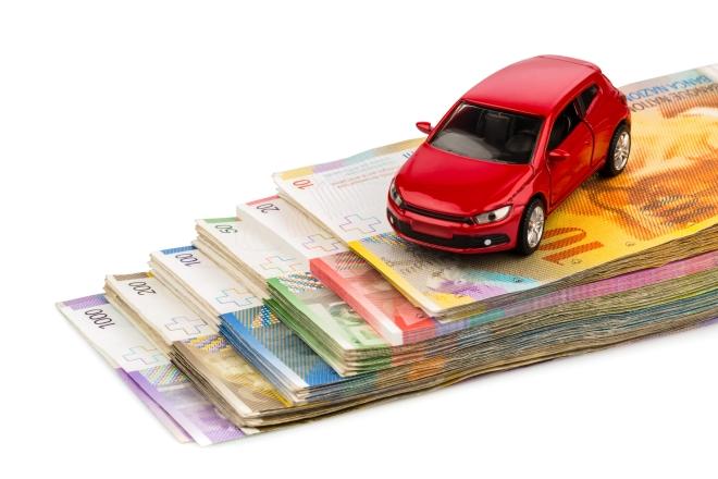 Vlasnici autokredita u švicarskim francima dobiti će...