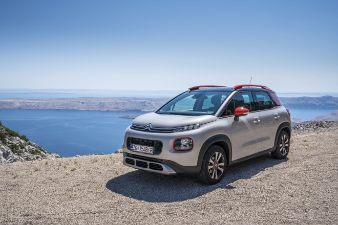 Novi SUV Citroën C3 Aircross uz uštedu do 11.500 kn