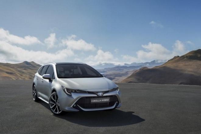 Nova Toyota Corolla Touring Sports