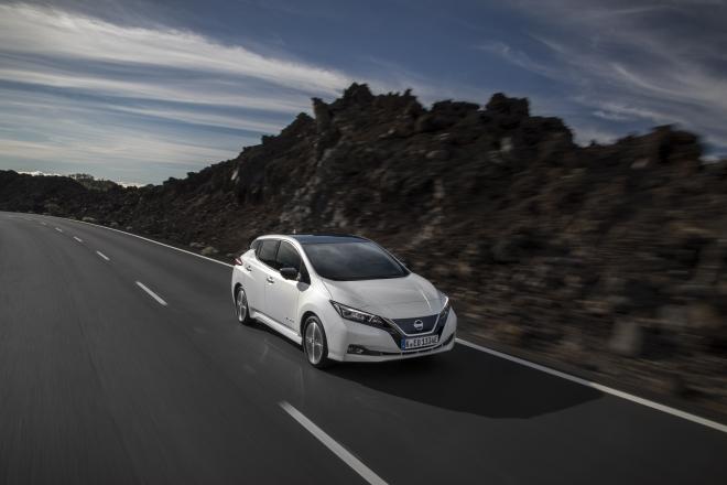 Najprodavaniji Nissan LEAF samo godinu dana od...