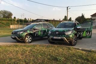 Dacia pomaže u pošumljavanju