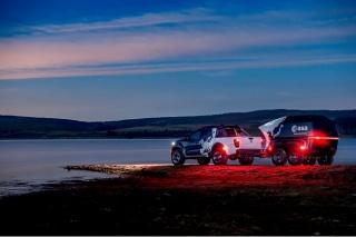 Nissan predstavlja mobilni svemirski opservatorij: Nissan Navara Dark Sky Concept