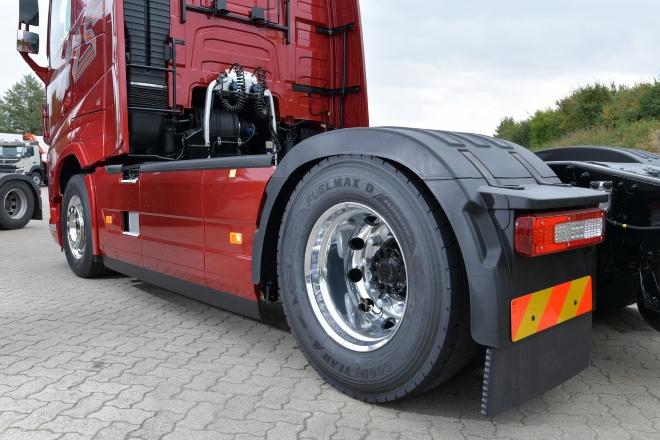 Nova serija teretnih guma FUELMAX PERFORMANCE s dosad najboljom iskoristivošću goriva