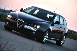 TEST: Alfa Romeo 159 SW 1.9 JTDm (2007.)